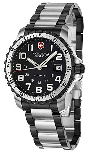 Swiss Army Date Wrist Watch - Victorinox Swiss Army Men's 241197 Alpnach Watch