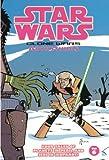 Clone Wars Adventures 6, Haden Blackman and Thomas Andrews, 0606141499