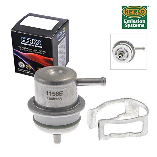 AD Auto Parts Fuel Pressure Regulator Herko PR4060 for Cadillac GM Isuzu 1996-2005 ()
