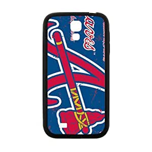 Happy Atlanta Bnaves Hot Seller Stylish Hard Case For Samsung Galaxy S4