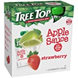 Tree Top Strawberry Apple Sauce (Pack of 16)
