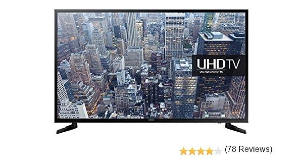 SAMSUNG UE40JU6000 4K Ultra HD Smart LED 40 Inch TV (2015 Model), [Importado de UK]: Amazon.es: Electrónica
