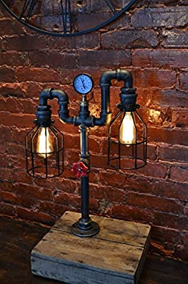 West Ninth Vintage Lamps | Industrial and Pulley Variations