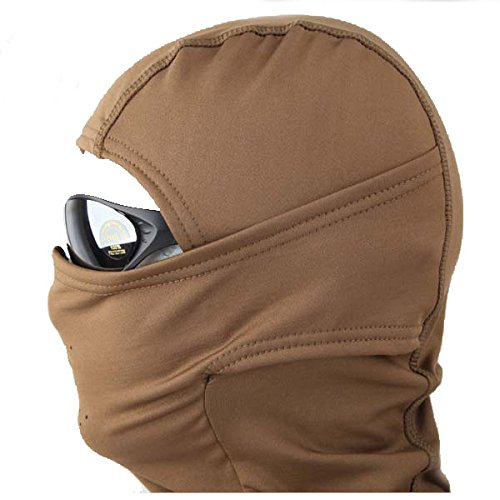 ATAIRSOFT Emerson Warm Flexible Protective Fleece Warmer Hood for Military Tactical Paintball Hunting CB