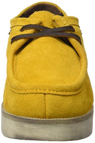 Beatriz Furest 3179, Mocasines para Mujer Amarillo (Alaska)