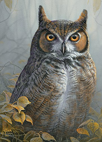 Watchful Eye 1000-Piece Puzzle