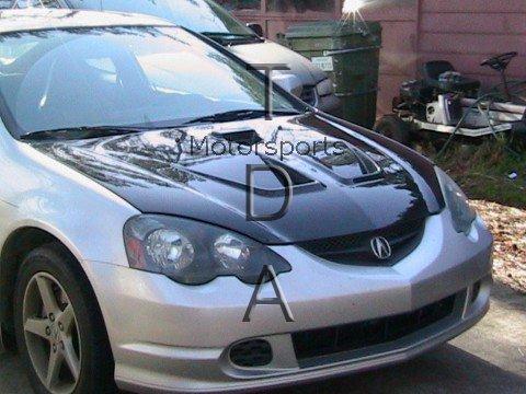 Amazoncom Seibon Carbon Fiber MGStyle Hood Acura RSX - Acura rsx hood