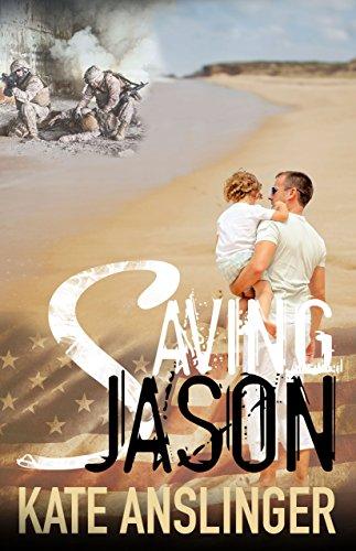 Saving Jason by Kate Anslinger ebook deal
