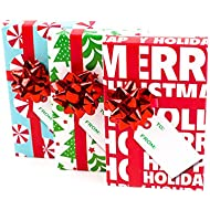 Hallmark Gift Card Holders, Red Bow (Pack of 3)