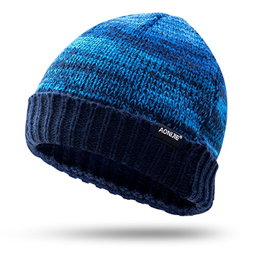 Lovtour Winter Sports Hat Warm Knit Outdoors Cap Unisex Hiking Bicycling Running...