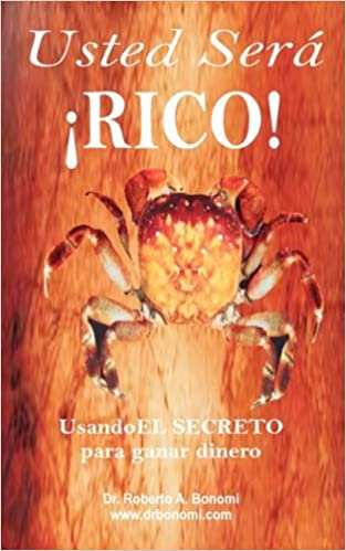 Book Usted Será ¡RICO! (Spanish Edition)