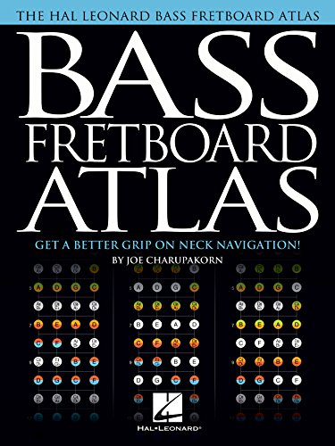 Bass Fretboard Atlas: Get a Better Grip on Neck Navigation!
