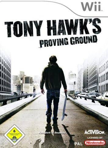 Tony Hawk's Proving Ground - Wii | Neversoft. Programmeur