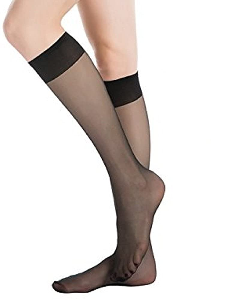 3 Pack Girls Teens Black 15 Denier Knee Highs Pop Socks Age 13-16 Yrs
