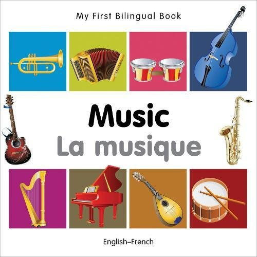 Read Online My First Bilingual Book–Music (English–French) (French and English Edition) PDF