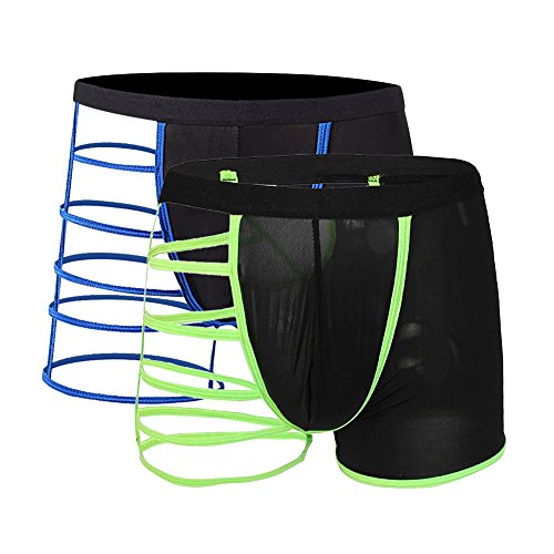 MASS21 Underwear Elastic Briefs Hollow product image