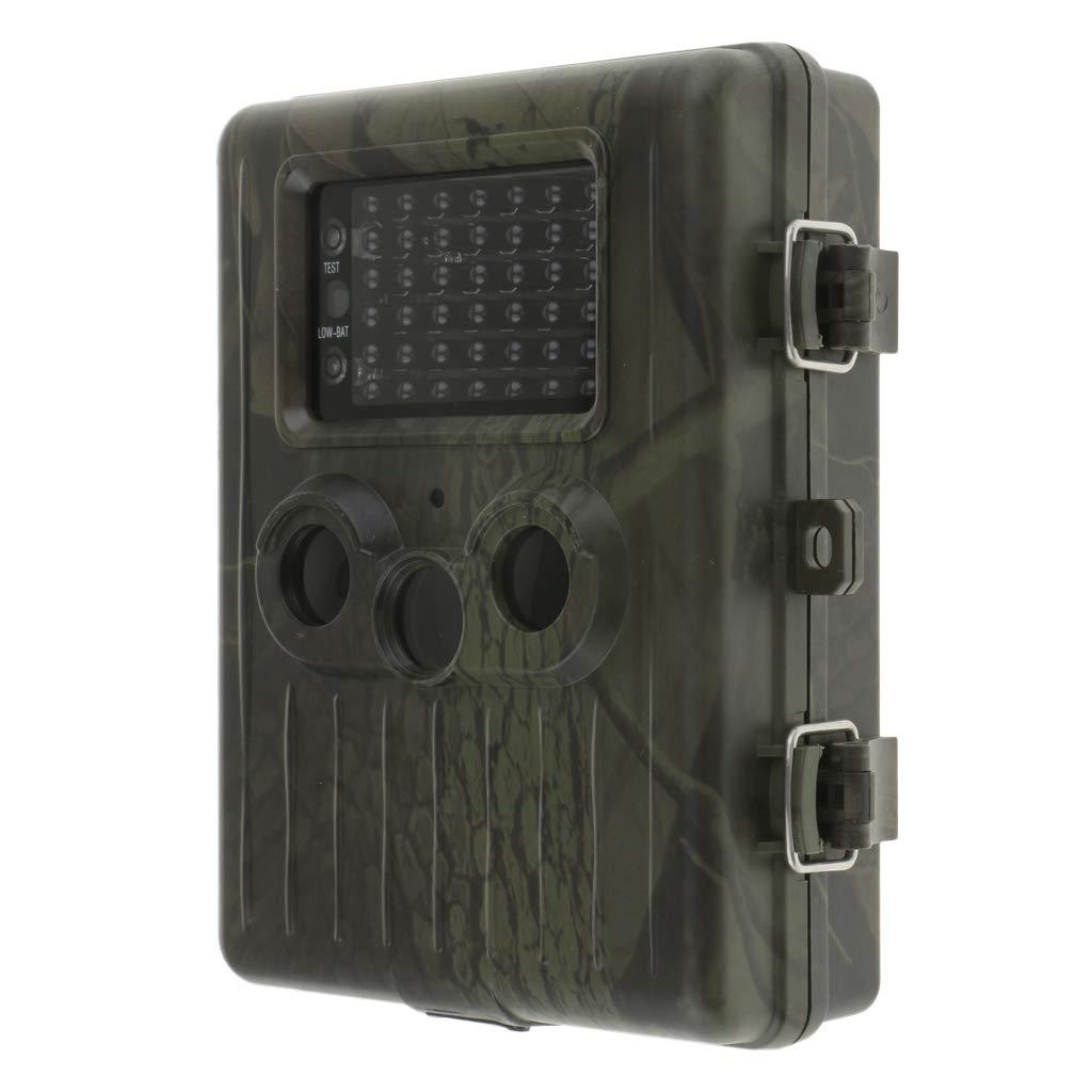 B Blesiya Cámara de Vigilancia Game Scouting Sensor Infrarrojo Cazar Deportes Jugar Juego Interesante - HT-002LI