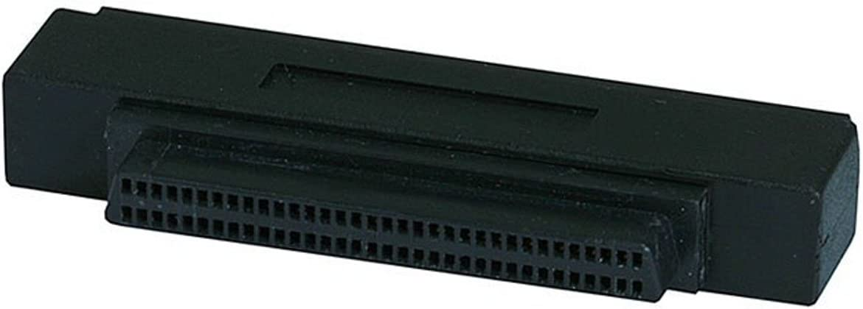 68 Female to IDC 50 Female Adapter Monoprice SCSI HPDB