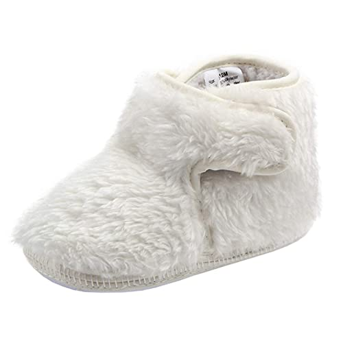 f87cf036389d Beeliss Baby Boots Plush Warm Shoes (6-9 Months