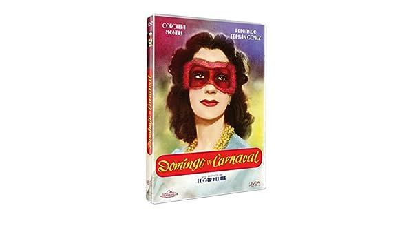 Domingo de carnaval [DVD]: Amazon.es: Conchita Montes, Fernando Fernán Gómez, Guillermo Marín, Julia Lajos, Edgar Neville: Cine y Series TV