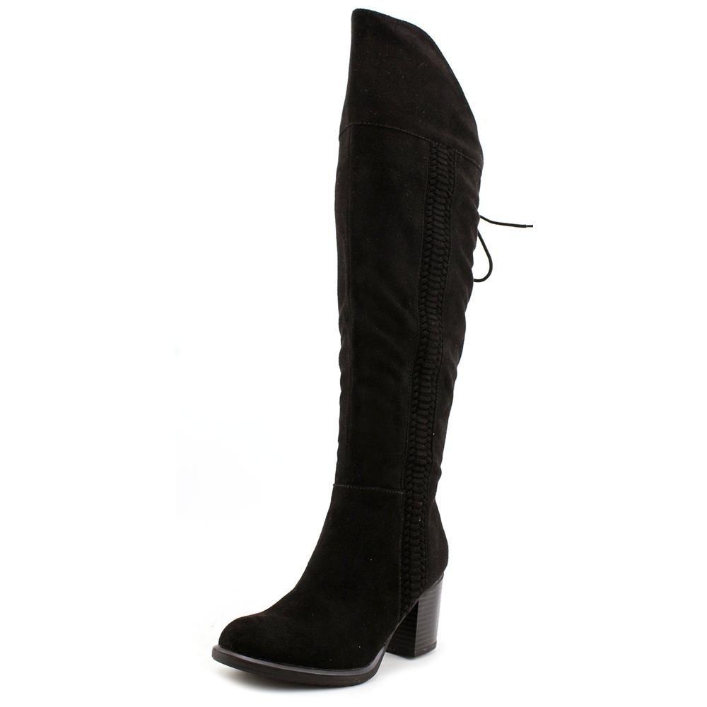 American Rag Leonna Women US 5 Black Over The Knee Boot