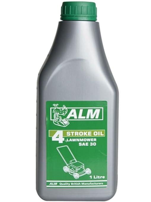 4 tiempos ALM aceite 1 Litro SA30 para cortacésped OL204 ...