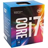 Intel Core i7-7700 3.6 GHz QuadCore 8 MB Cache CPU - Black