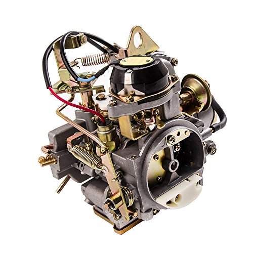 maXpeedingrods Carburetor 16010-21G61 for Nissan 720 Pickup 1983-1986 with 2.4L Z24 Engine