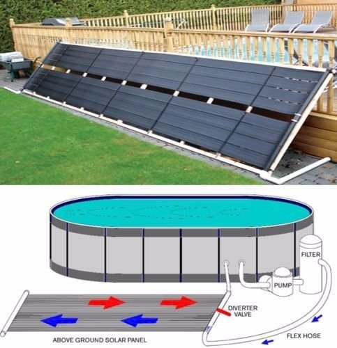 Best solar pool heater reviews ratings magesolar for Best above ground pool reviews