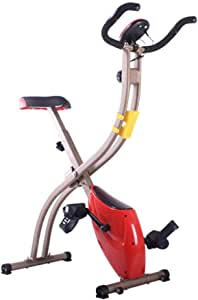 LiangDa Bicicleta de Spinning Entrenador De Bicicleta ...