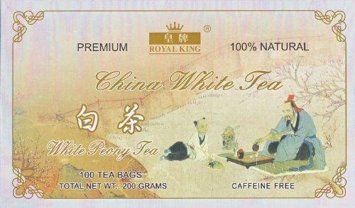 White Peony Chinese White Tea  by Royal King