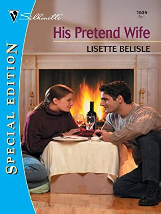 book cover of His Pretend Wife