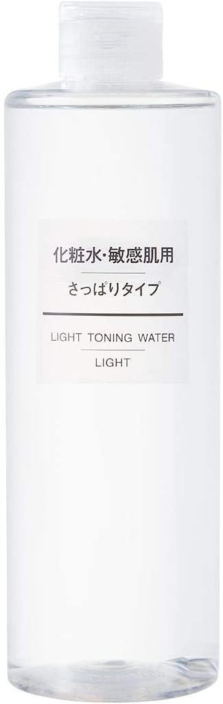 無印良品 化粧水・敏感肌用・さっぱりタイプ(大容量)400ml 76446576