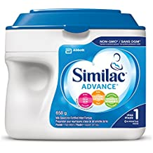 Similac advance step 1 omega-3 and omega-6 non-gmo powder 658g