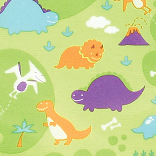 Bumkins Waterproof Junior Bib, Dinos (1-3 Years) by Bumkins (Image #1)