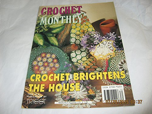 Crochet Monthly Number 170 1993 -
