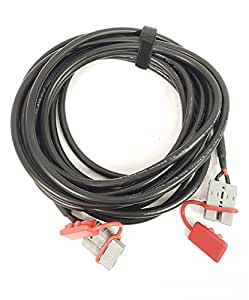 GO POWER 30' EXPANSION CABLE ACCESSORY FOR THE PORTABLE SOLAR KITS