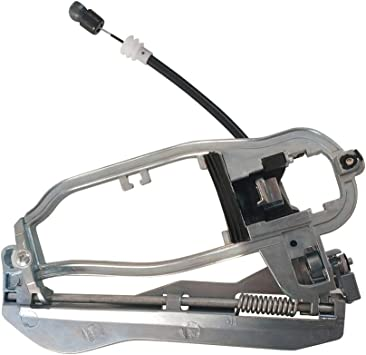 BMW X5 E53 2000-2006 Front Right Passenger Outside Door Handle Carrier Assembly