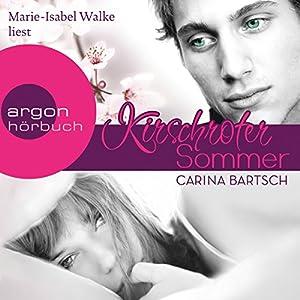 Kirschroter Sommer Hörbuch