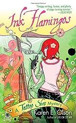 Ink Flamingos: A Tattoo Shop Mystery