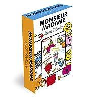 Shuffle France Cartes - 404544 - Monsieur Madame - Jeu de 7 Familles