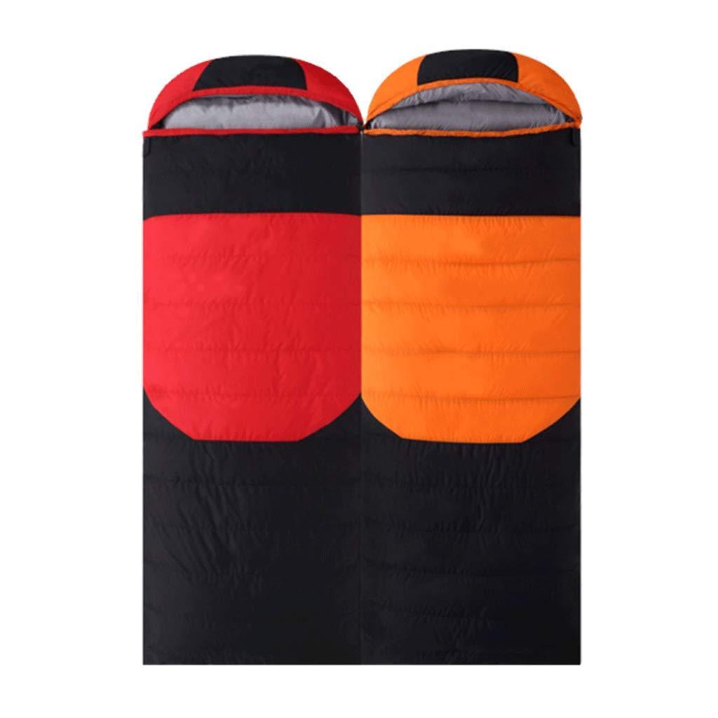Outdoor Schlafsack Adult Envelope Down für den Innenbereich oder oder oder Outdoor Camping, Wandern, Angeln Reisen B07GXJ87CC Schlafscke Trend d9ccae