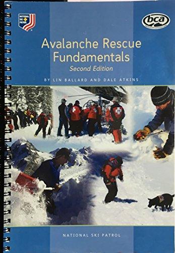 Avalanche Rescue Fundamentals