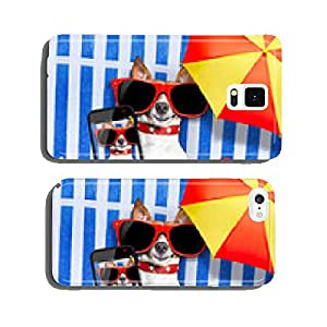 dog selfie from vacation cell phone cover case iPhone6