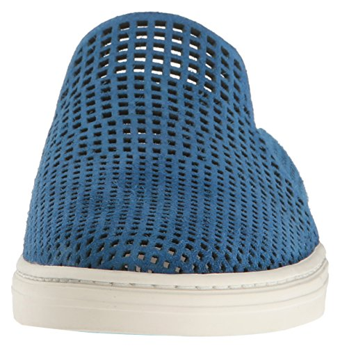 Via Spiga Womens Rina Backless Sneaker Strind Blue Suede wCtVEDz