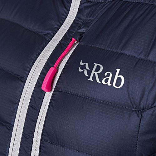 Microlight Fuchsia RAB Veste Alpine Twilight Femme Twilight Uqf4SaZwf