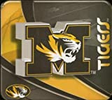 NCAA Missouri Tigers Team Logo Neoprene Mousepad