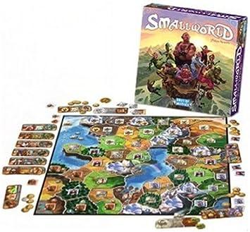 Days of Wonder - Juego de Tablero, 2 a 5 Jugadores (Small World 200669) (versión en alemán): Huey Lewis & The News: Amazon.es: Juguetes y juegos