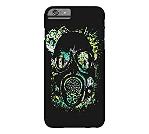 Acid Attack iPhone 6 Plus Black Barely There Phone Case - Design By FSKcase?