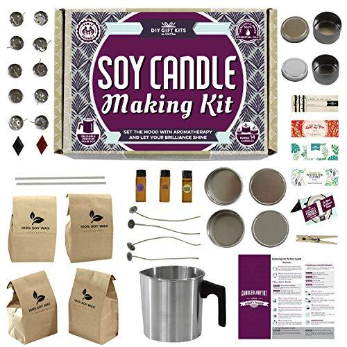 DIY Gift Kits Soy